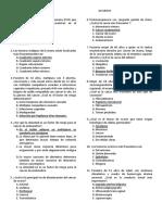 Pre Test 1 Ginecologia Con Clave