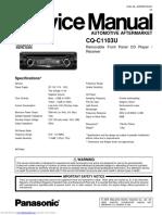 Cqc1103u Auto Radio