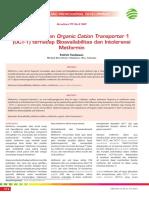 CPD 254-Pengaruh Varian Organic Cation Transporter