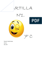 CARTILLA N1
