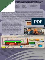 Xbanner Steam Power Generation Longitudinal Coil Water Tube Boiler Capacity 1000 Watt