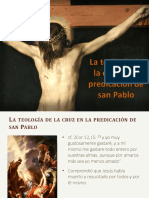 La teología de la cruz en la predicación de san Pablo