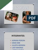 Amazonas Diapositivas