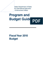 Planning and Budget