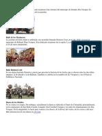 10 Danzas de Guatemala