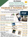 SIHVA - Prog_automne2017