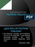 Semana 5.2. Políticas Publicas Completa
