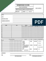 Formato Inspeccion de EPP 2017.Xls