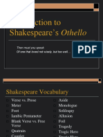othello journey