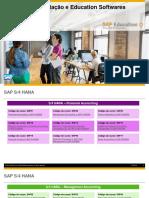 Plano de Capacitação S4HANA - CPG