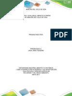 Etapa 4. Evaluación Del Impacto a Partir Del ACV _VIVIANA