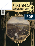 1912 - Arizona the Wonderland - (a History of Arizona From Ancient Times With Color Plates)