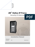 2N Helios IP Force Installation Manual en 2.9