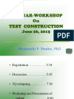 3. Test Construction Complete(1)