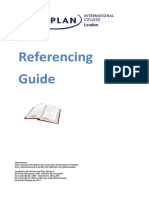 KICL Referencing Guide - Jan 2011