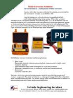 Caltech- Rebar Corrosion Voltmeter (1)