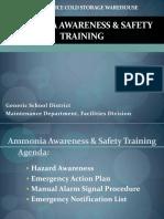 Ammonia Awareness Generic Company