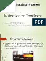 Tratamientos Termicos II