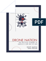 Preview of Drone Nation the Political Economy of America s New Way of War