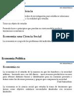 Economía Política Unidad I