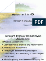 HD Assessment