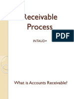 Receivable Process