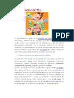 Enfermedades Digestivas Niños