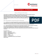 5.Structual Inspection Procedure a-Frame Jib