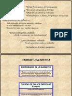 1.Estructura Interna