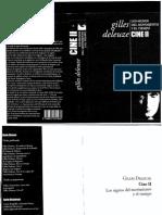 Deleuze, Gilles - Cine 2. Los signos del movimiento y el tiempo (Cactus)