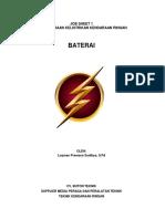Job Sheet Praktek Baterai Dan Baterai Tester