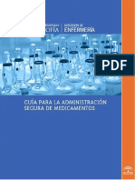 Guia Para Administrar Medicamentos