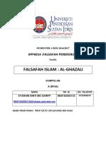 Tugasan Kpf (Imam Ghazali)