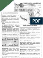 Biologia - Pré-Vestibular Impacto - Genética - Leis de Mendel I