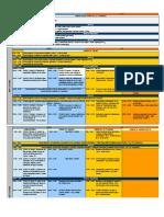 Agenda Cronograma