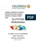 GLUTATION PEROXIDASA