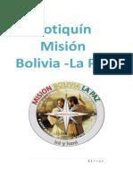 BOTIQUIN 2016
