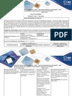 Guía de Actividades de Actividades y Rúbrica de Evaluación Fase 4 Discusión Resolver Problemas y Ejercicios de Las Aplicaciones de Las Integrales
