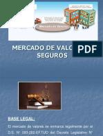 Objetivos Del Mercado de Valores