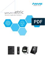 447311 ANVIZ Biometric Catalogue