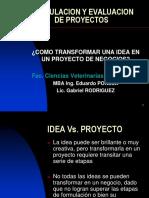 CURSO FORMULACION Y EVALUACION DE PROYECTOS_ Tecnologia Alinentos FCV.ppt