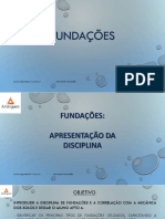 02 - FUNDAÇÕES - apresentacao