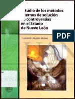 Metodos alternos de Nuevo Leon