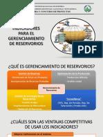 PPT Indicadores en La Gestión de Las Reservas de Petróleo y Gas Natural