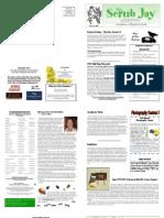 January 2009 Scrub Jay Newsletter Audubon of Martin County