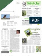 March 2009 Scrub Jay Newsletter Audubon of Martin County