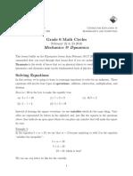 Mechanics & Dynamics-Answer