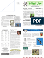 April 2009 Scrub Jay Newsletter Audubon of Martin County