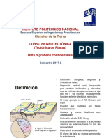 Rifts Continentales