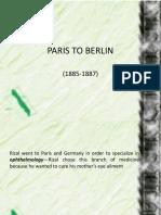 Paris to Berlin Jpr Report
